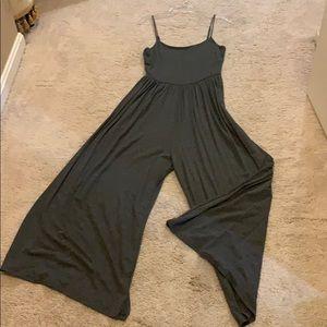 Summer jumpsuit.